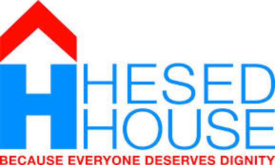 No Hesed House - volunteer for July