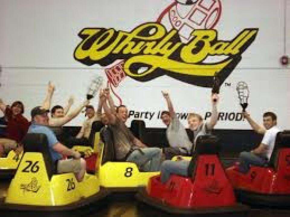 High School WhirlyBall