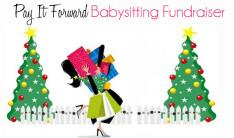 Babysitting Fundraiser