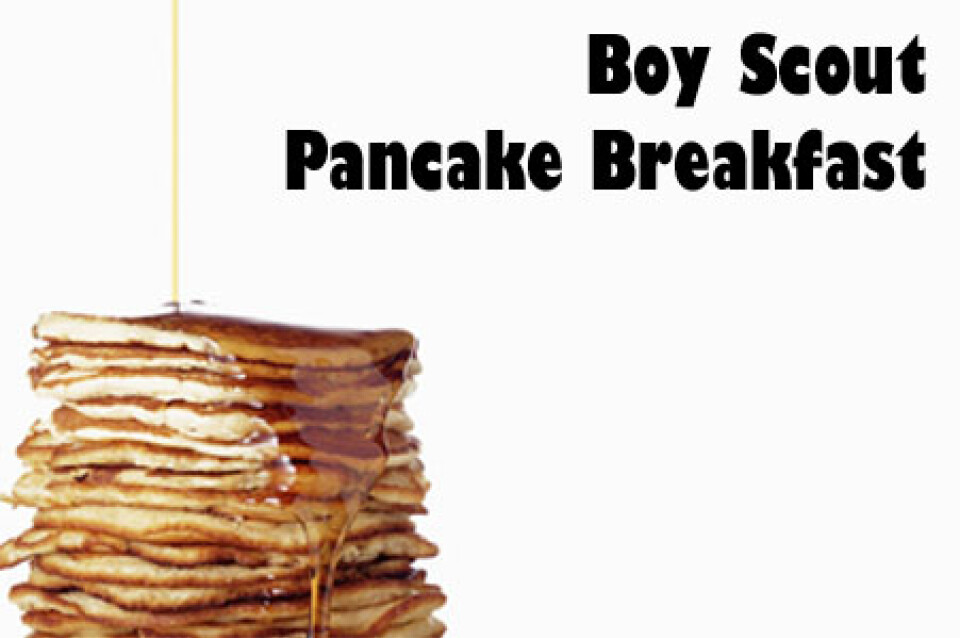 Troop 505 Pancake Breakfast