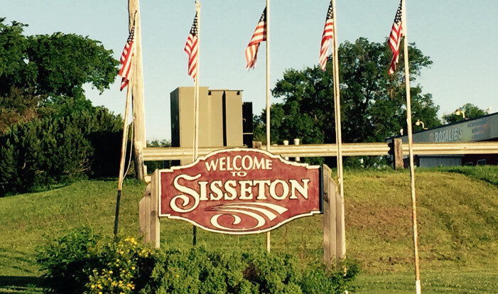 Welcome to Sisseton