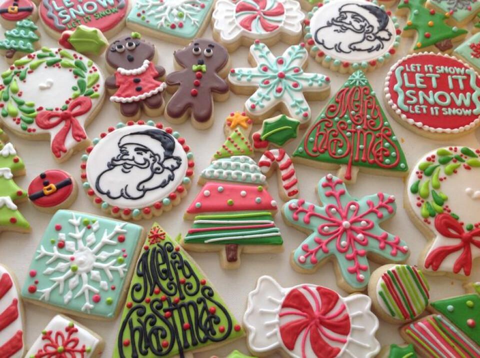 Christmas Cookie Walk