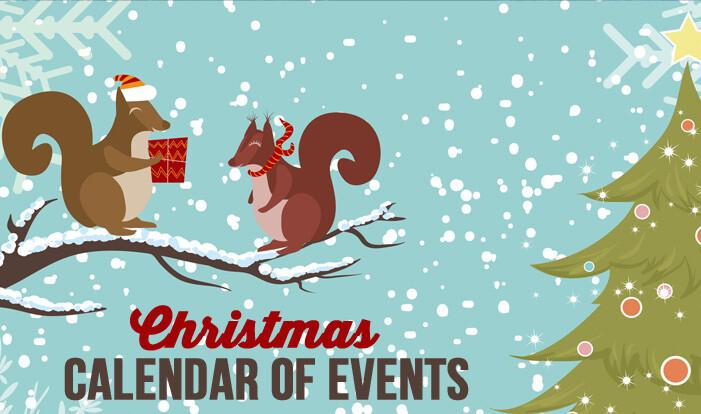 Cmas Calendar of Events