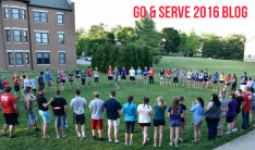 Go & Serve 2016 Blog