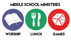 Middle School - outdoor worship and Centennial Beach