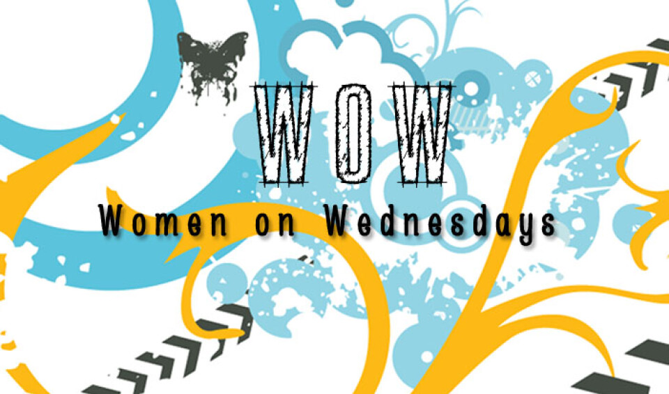 WOW - Women on Wednesday - Jan - May 2018