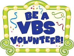 Student Volunteer for Vacation Bible School 2019
