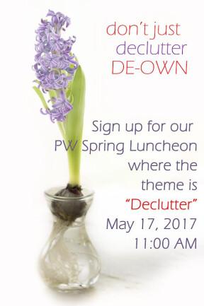 Knox Women spring luncheon