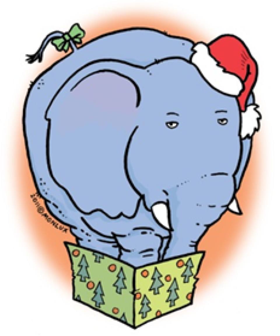 high school white elephant gift exchange and christmas party - Christmas White Elephant
