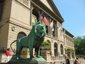 Curious Christian - Chicago Art Institute Event