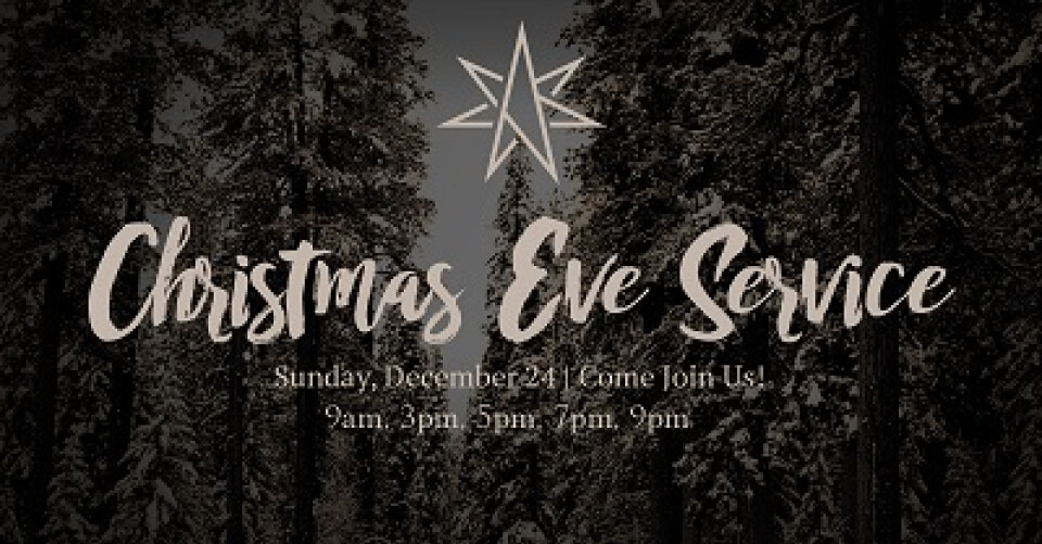christmas eve services - Christmas Eve Service Near Me