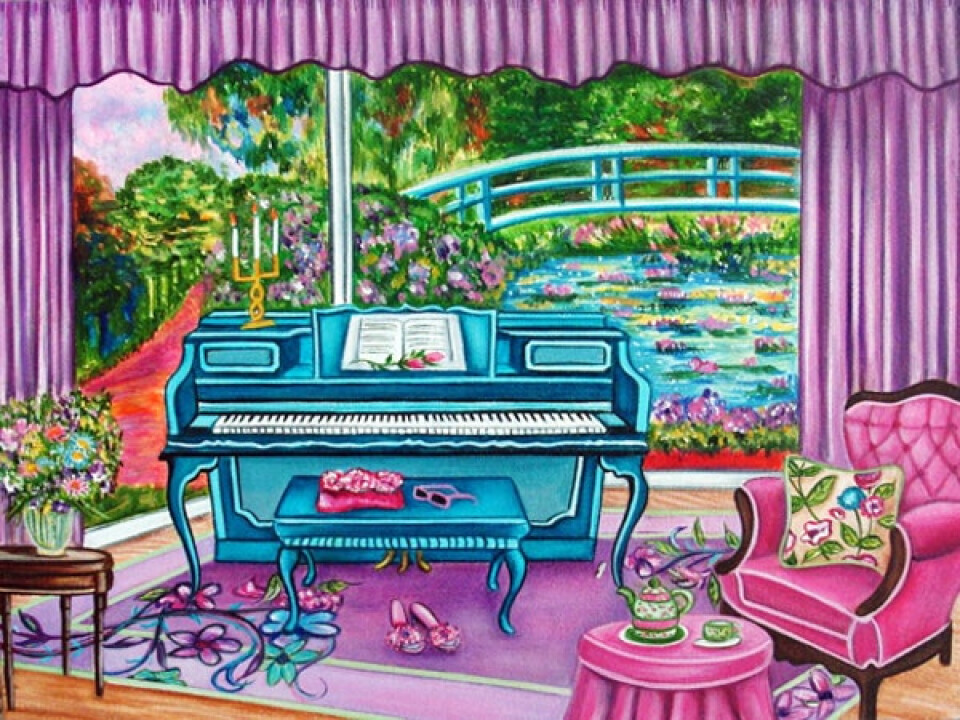 Music and Monet