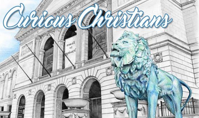 curious christian art