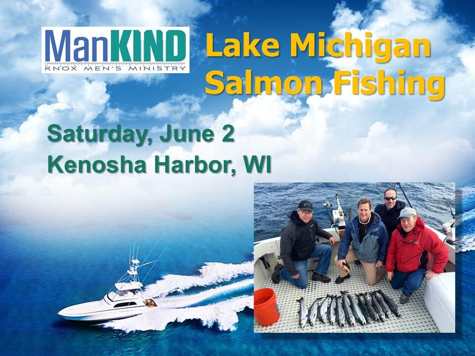 ManKIND - Salmon Fishing