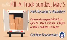 Fill A Truck Sunday