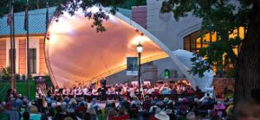 Seasoned Citizens - Dupage Symphony Orchestra - Cantigny Military Museum