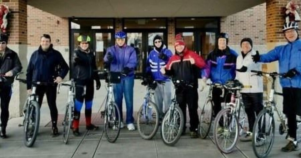 Winter Solstice Bike Ride