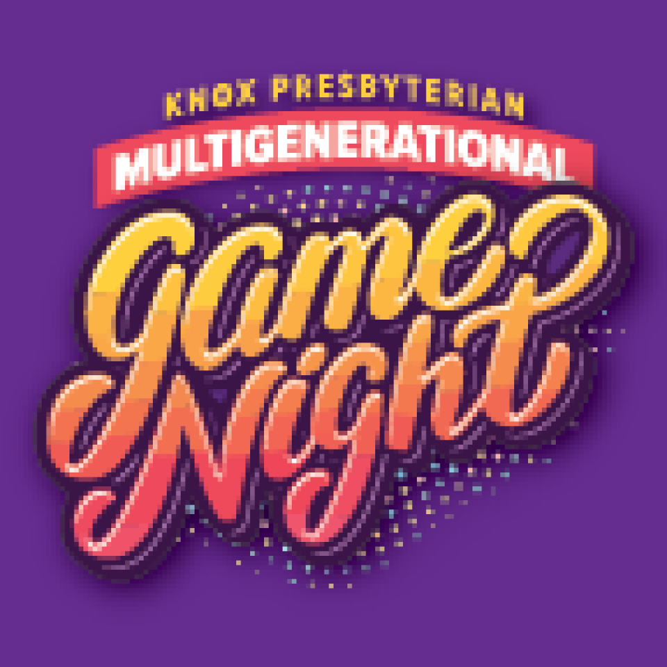 All Ages Game Night