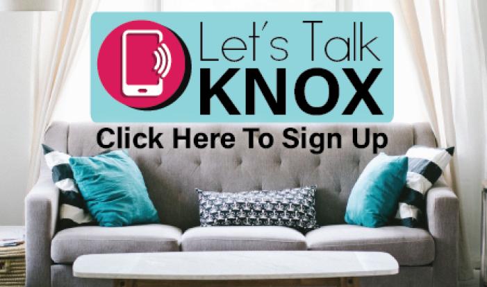 Let's Talk Knox