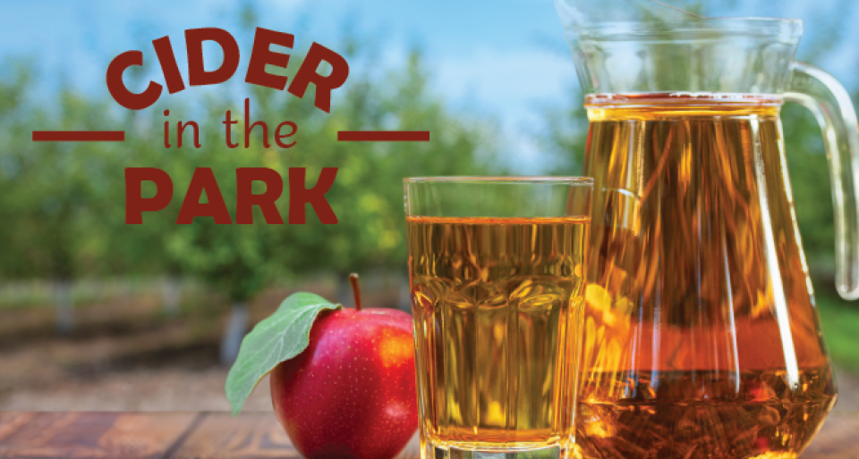 Cider in the Park