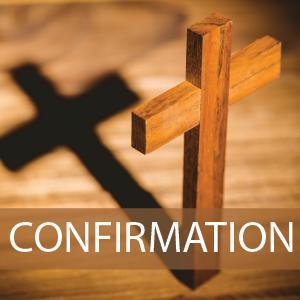 Confirmation Sunday