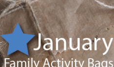 January Family Activity Bags