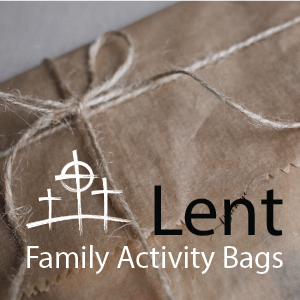 Lent Family Activity Bags