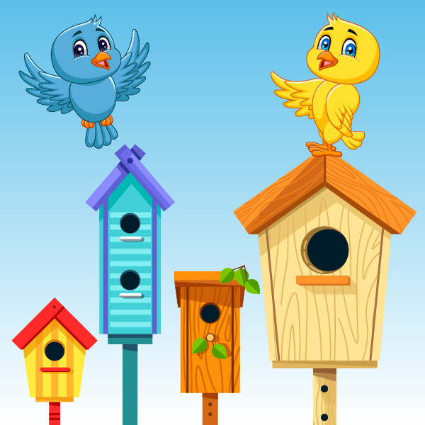 Family Birdhouse Making Event