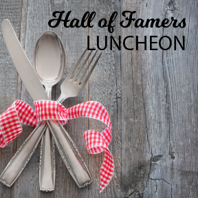 Hall of Famers Luncheon